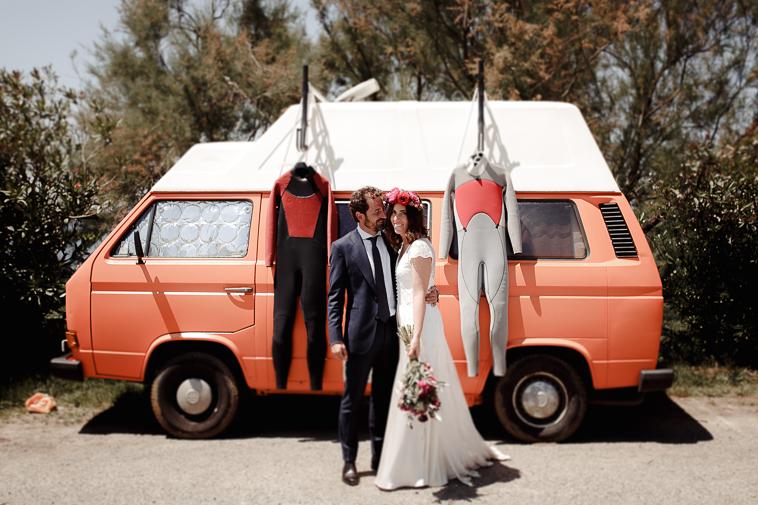 fotografo de bodas bilbao 858 Lara & Patxi | Boda surfera en Barrika