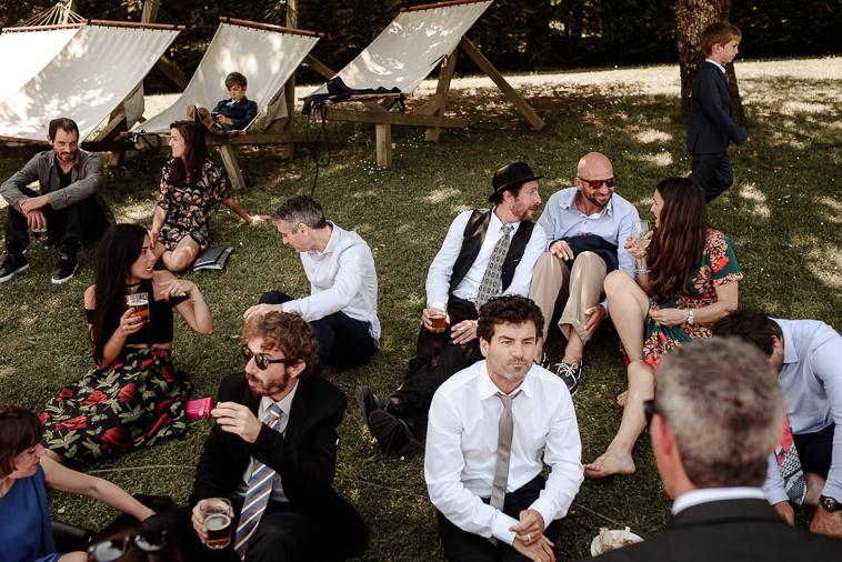 fotografo de bodas bilbao 866 Lara & Patxi | Boda surfera en Barrika