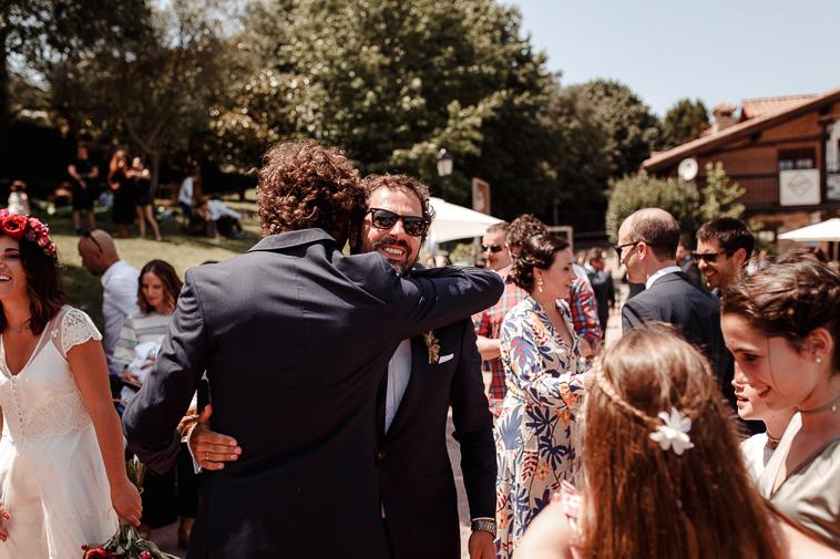 fotografo de bodas bilbao 906 Lara & Patxi | Boda surfera en Barrika