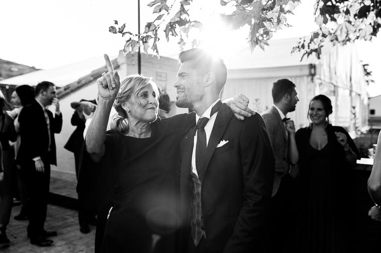 boda en marques de vargas 109 Boda en bodegas Marques de Vargas