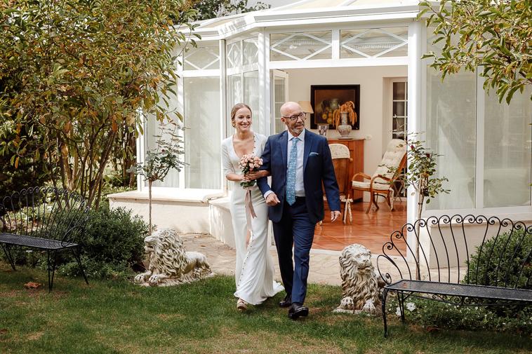 boda en marques de vargas 28 Boda en bodegas Marques de Vargas