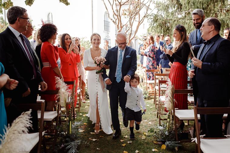 boda en marques de vargas 29 Boda en bodegas Marques de Vargas