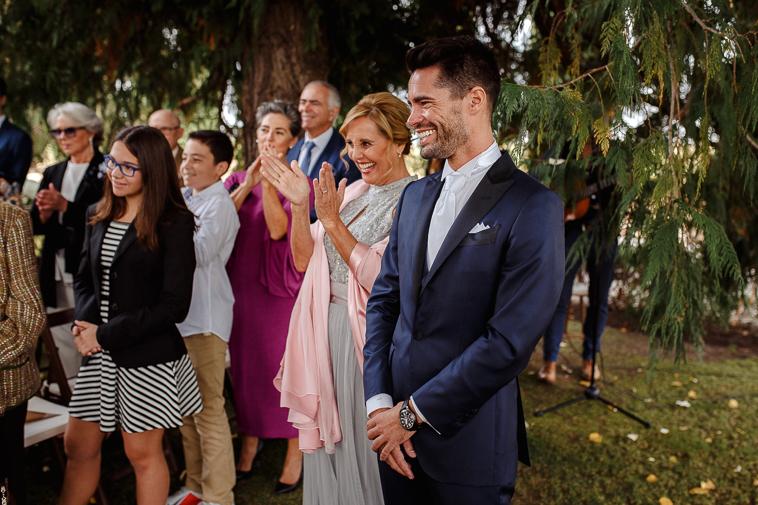 boda en marques de vargas 30 Boda en bodegas Marques de Vargas