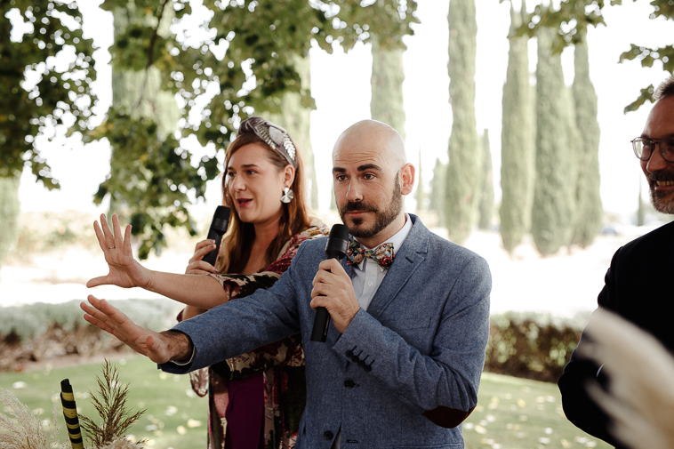 boda en marques de vargas 37 Boda en bodegas Marques de Vargas