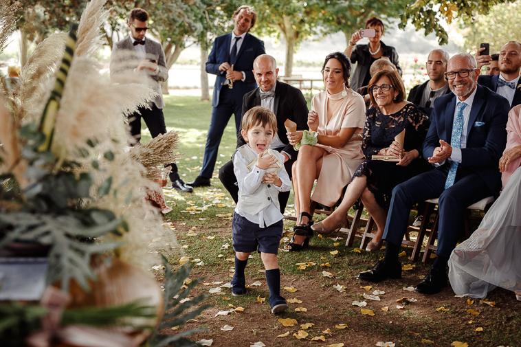 boda en marques de vargas 42 Boda en bodegas Marques de Vargas