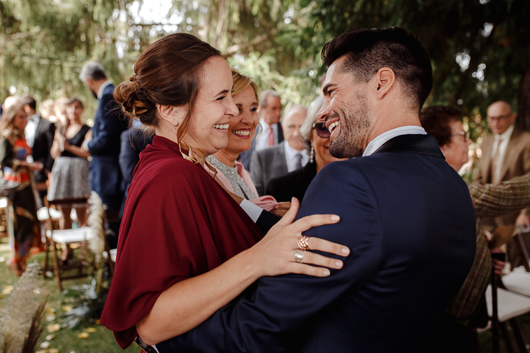 boda en marques de vargas 49 Boda en bodegas Marques de Vargas