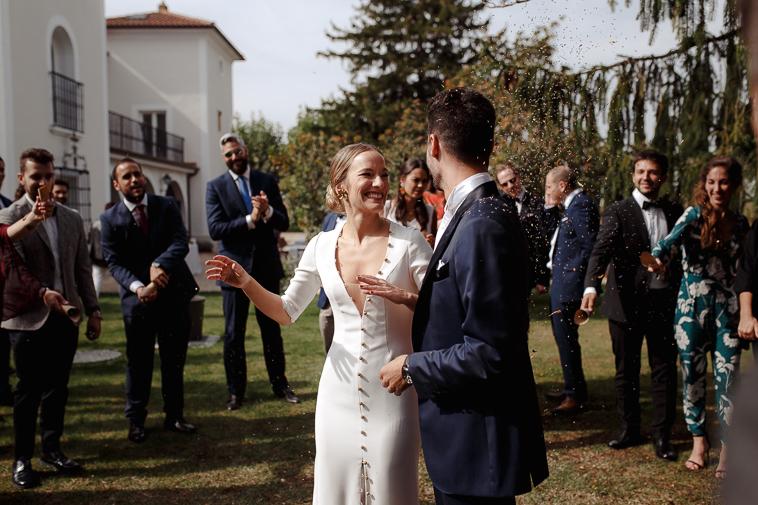 boda en marques de vargas 52 Boda en bodegas Marques de Vargas