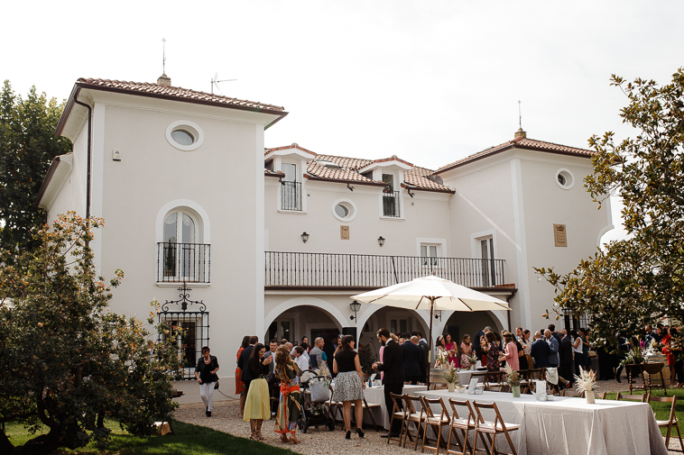 boda en marques de vargas 56 Boda en bodegas Marques de Vargas