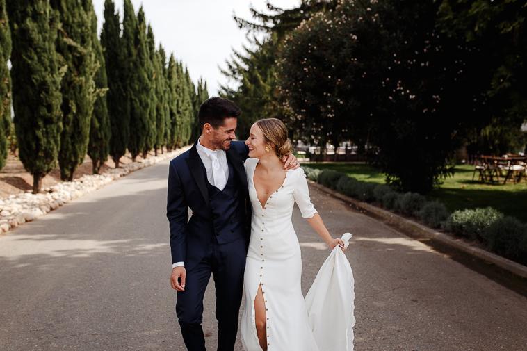 boda en marques de vargas 58 Boda en bodegas Marques de Vargas