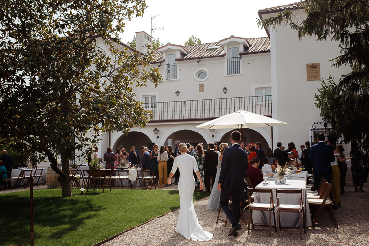 boda en marques de vargas 61 Boda en bodegas Marques de Vargas