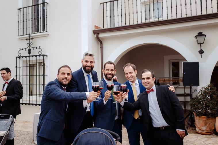 boda en marques de vargas 73 Boda en bodegas Marques de Vargas