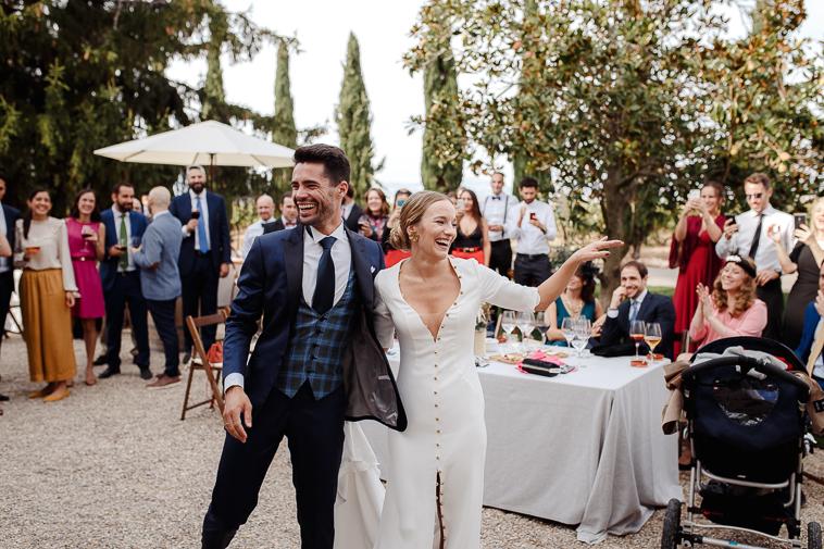 boda en marques de vargas 81 Boda en bodegas Marques de Vargas