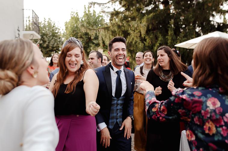 boda en marques de vargas 86 Boda en bodegas Marques de Vargas