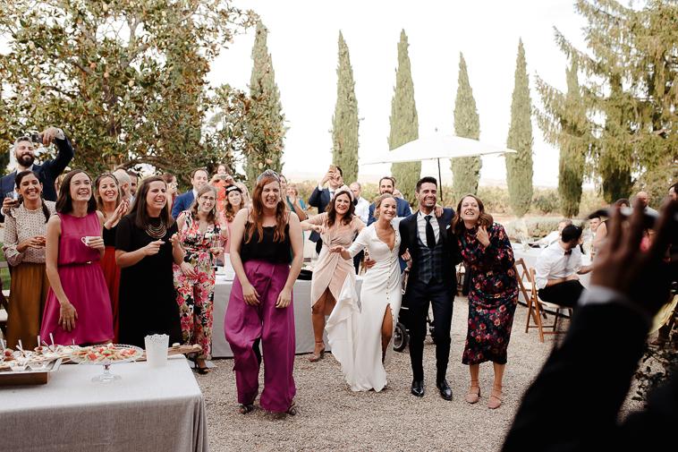 boda en marques de vargas 87 Boda en bodegas Marques de Vargas