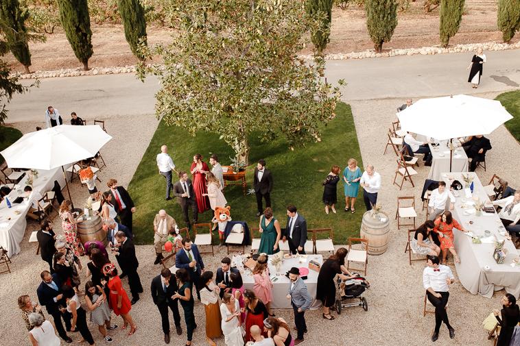 boda en marques de vargas 90 Boda en bodegas Marques de Vargas