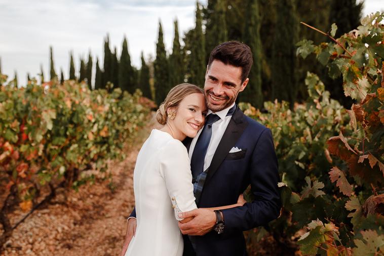 boda en marques de vargas 97 Boda en bodegas Marques de Vargas