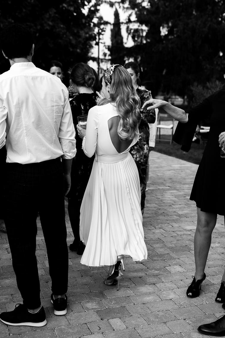 boda en bodega marques de vargas 2 Boda en bodegas Marques de Vargas