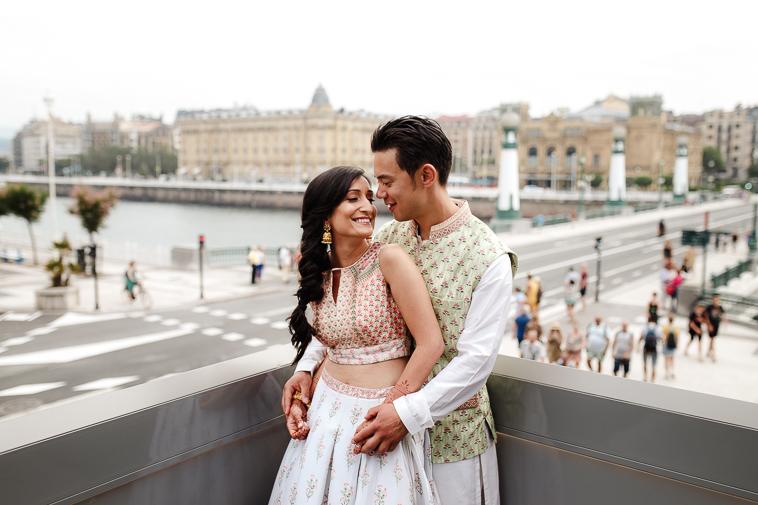 boda en bodega katxina 10 2 Boda india en Bodega Katxina
