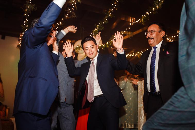 boda en bodega katxina 118 Boda india en Bodega Katxina