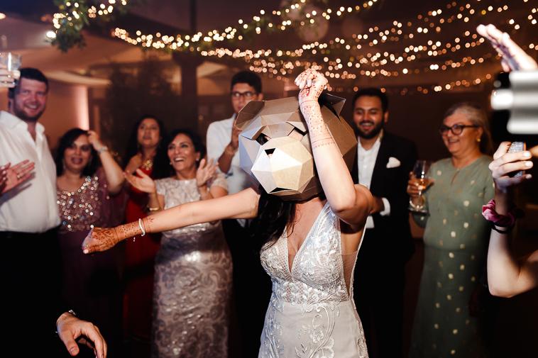 boda en bodega katxina 133 Boda india en Bodega Katxina
