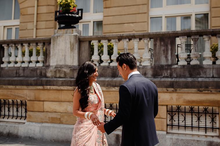 boda en bodega katxina 22 Boda india en Bodega Katxina