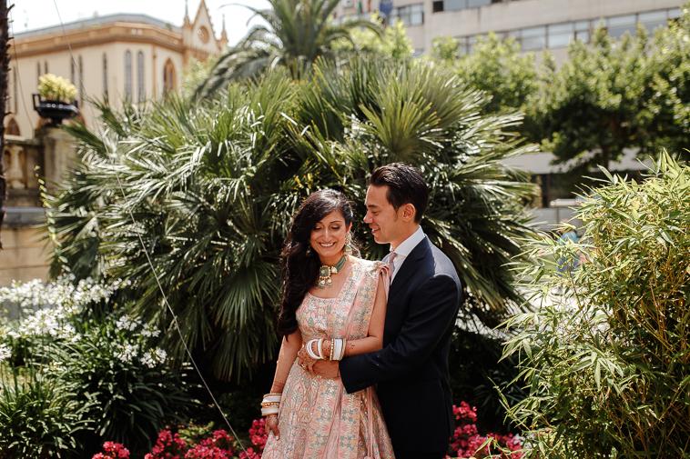 boda en bodega katxina 25 Boda india en Bodega Katxina