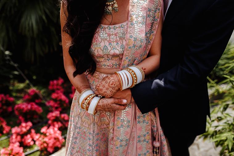 boda en bodega katxina 26 Boda india en Bodega Katxina