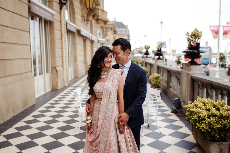 boda en bodega katxina 30 Boda india en Bodega Katxina