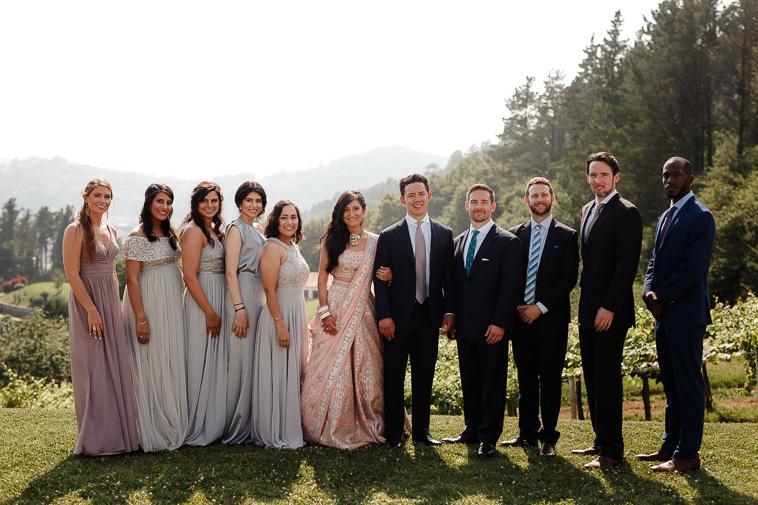 boda en bodega katxina 44 Boda india en Bodega Katxina