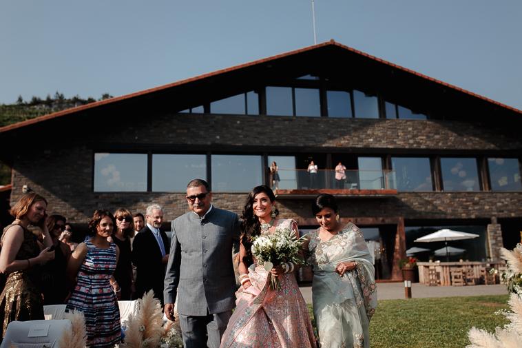 boda en bodega katxina 55 Boda india en Bodega Katxina