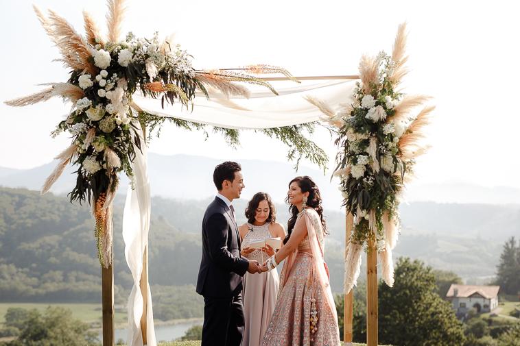 boda en bodega katxina 59 Boda india en Bodega Katxina