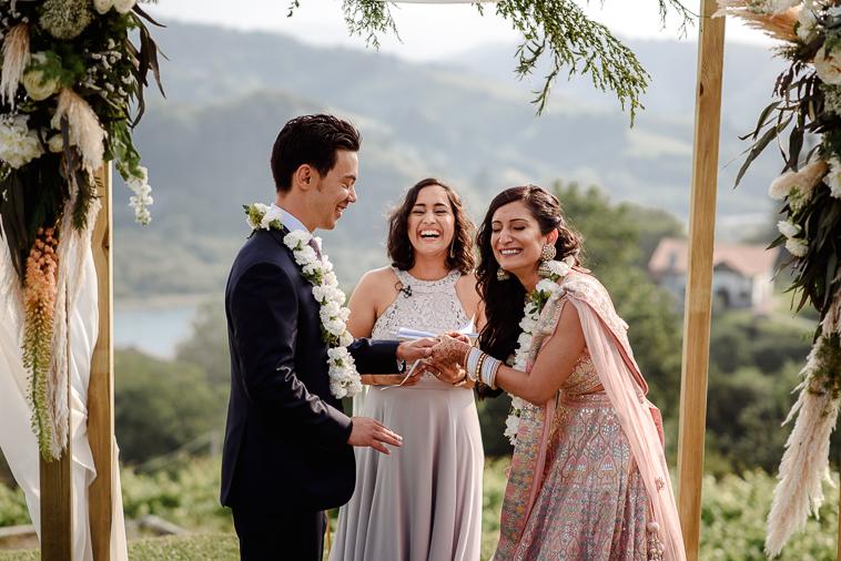 boda en bodega katxina 71 Boda india en Bodega Katxina