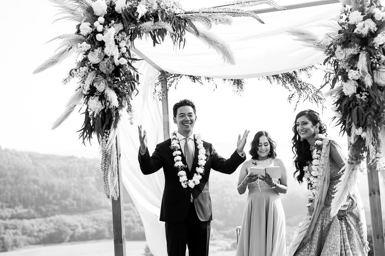 boda en bodega katxina 72 Boda india en Bodega Katxina