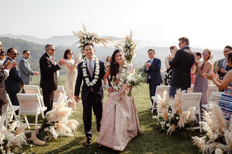 boda en bodega katxina 74 Boda india en Bodega Katxina