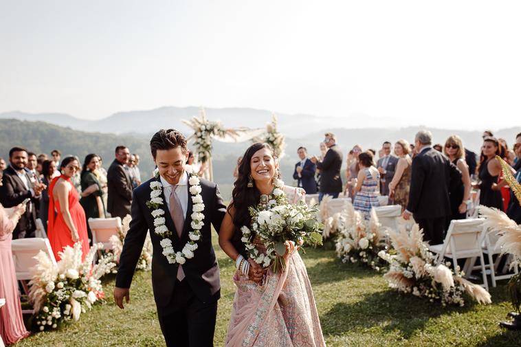 boda en bodega katxina 75 Boda india en Bodega Katxina