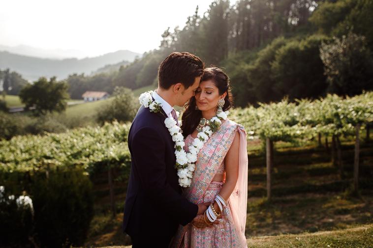 boda en bodega katxina 78 Boda india en Bodega Katxina