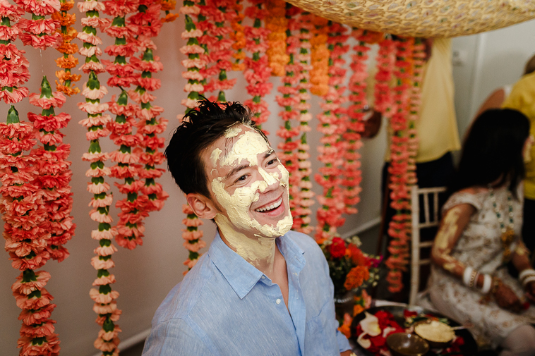 boda en bodega katxina 8 2 Boda india en Bodega Katxina