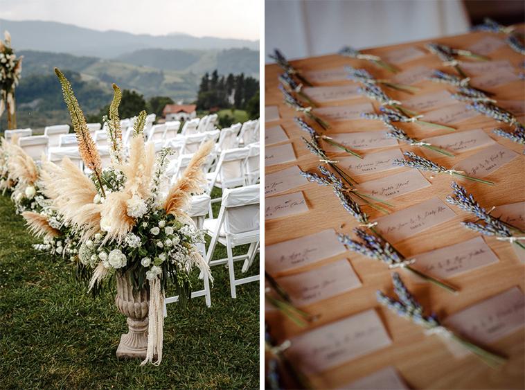 boda en bodega katxina Boda india en Bodega Katxina