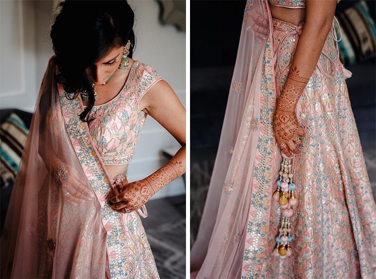 indian wedding dress Boda india en Bodega Katxina