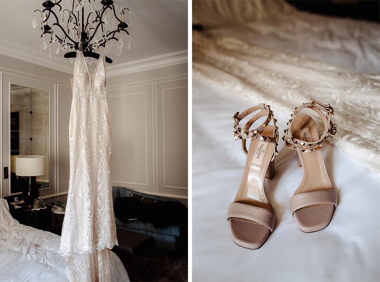 stunning wedding dress Boda india en Bodega Katxina