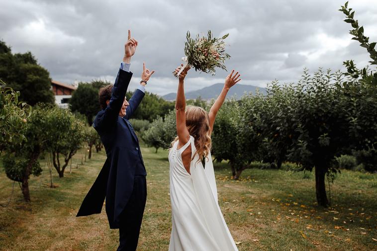 boda en caserio olagorta 79 Boda en caserío Olagorta