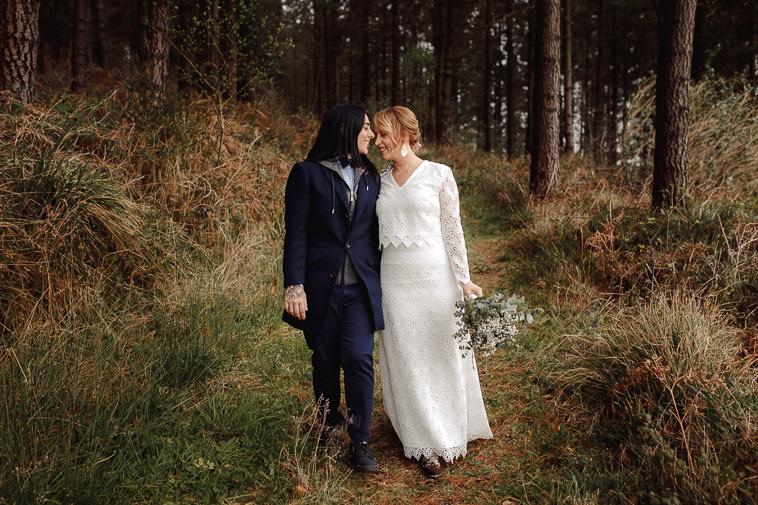 fotografo de boda lesbiana 6 Fotografo de bodas bilbao