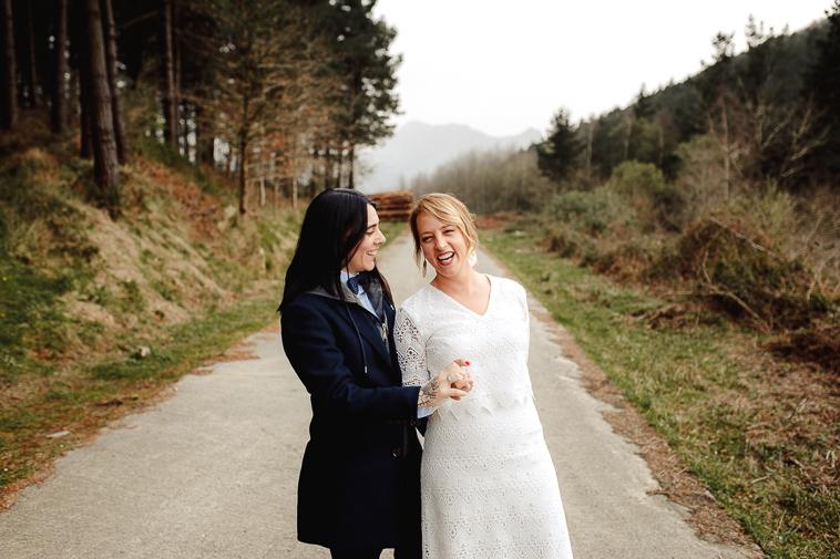 fotografo de boda lesbiana 7 Fotografo de bodas bilbao
