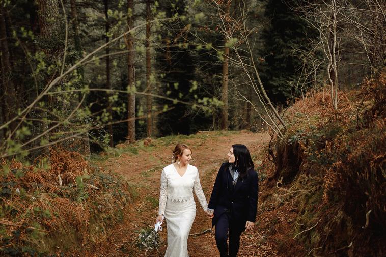 fotografo de boda lesbiana 8 Fotografo de bodas bilbao